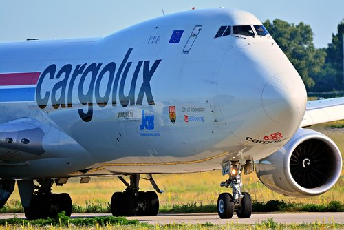 aircraft  boeing 747  flight
