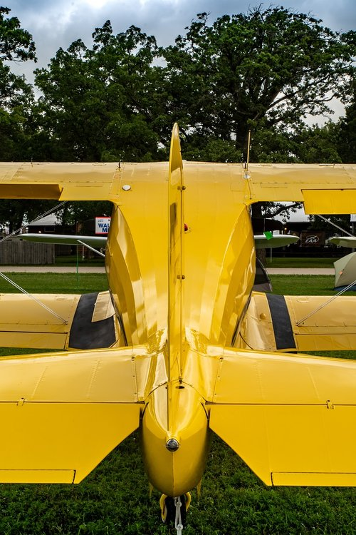 aircraft  biplane  airplane