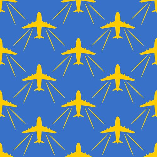 aircraft  texture  blue