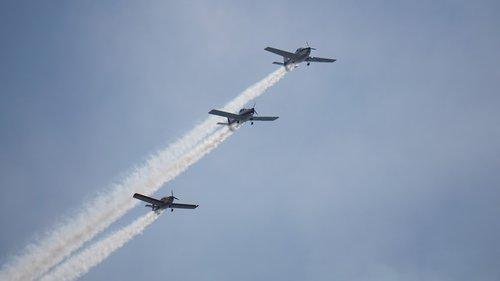aircraft  acrobatics  estela