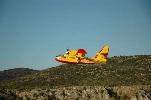 aircraft seaplane mission aircraft