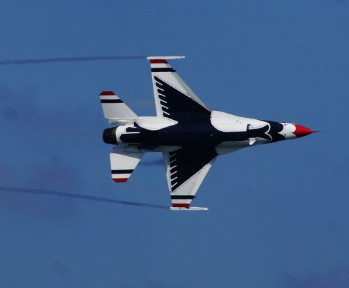 aircraft thunderbirds air