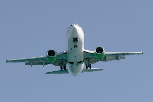 aircraft jet plane charter flights