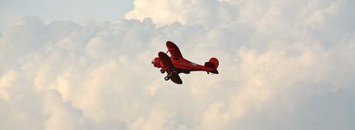 aircraft double decker propeller plane