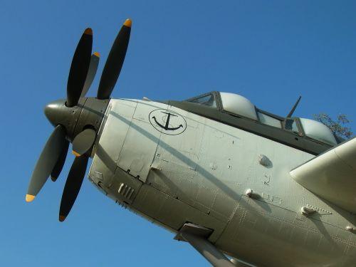 aircraft propeller aviation