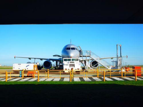 aircraft airport runway