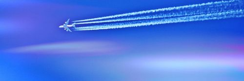 aircraft,jet,jet plane,sky,fly,aviation,air traffic,flight,flyer,travel,airline travel,contrail,blue,azure,speed,holiday,holiday season,holiday travel