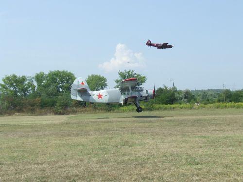 aircraft an 2 take-off