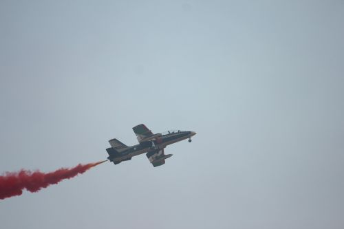 aircraft airshow fighter