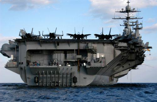 aircraft carrier military uss harry s truman