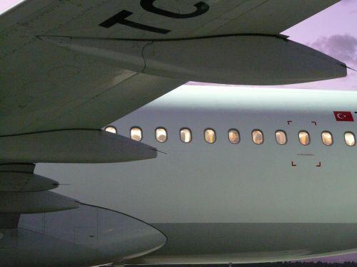 aircraft window aircraft window