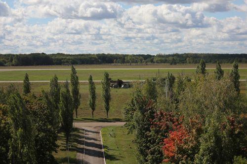 airfield military airfield vzletnaya polosa