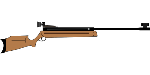 airgun gun rifle