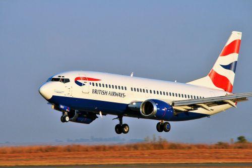 airline aircraft start
