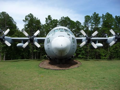 airplane cargo fort bragg
