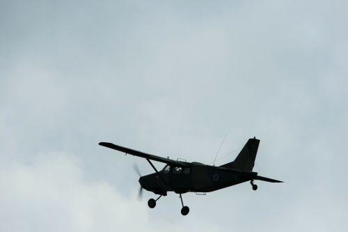 airplane fixed wing bosbok
