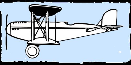 airplane propeller old school