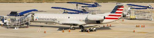 airplane transportation system jet