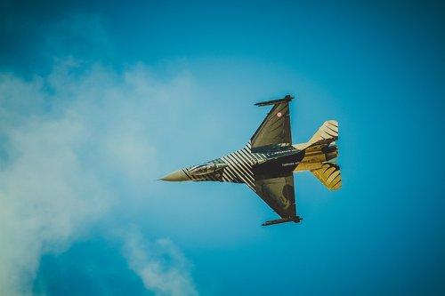 airplane  aircraft  sky
