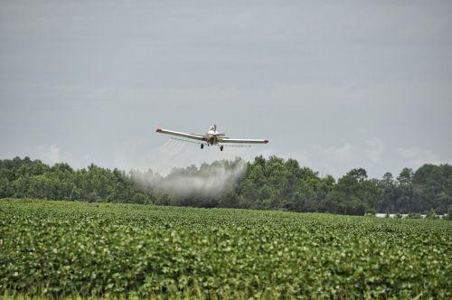 airplane crop duster dangerous