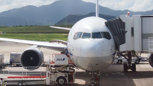 airplane airliner upgrading