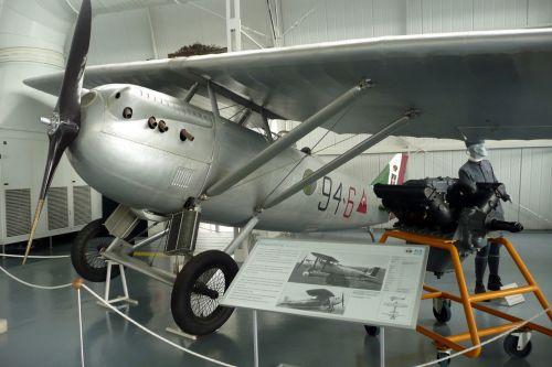 airplane vintage hangar