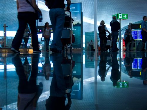 airport passenger infrastructure