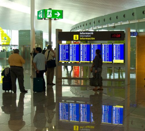 info schedule airport