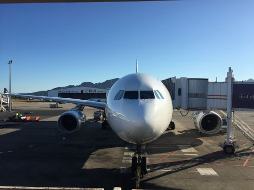 airport fiji aircraft