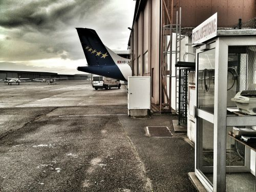 airport airline aviation