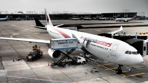 airport plane travel