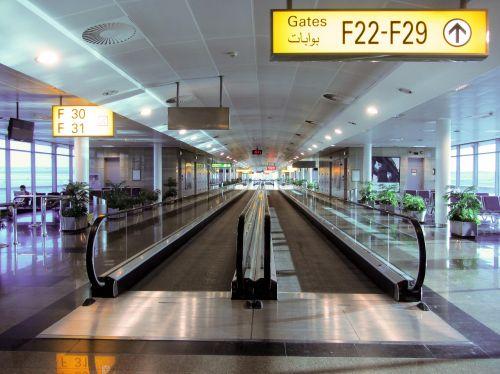 airport facilities plane