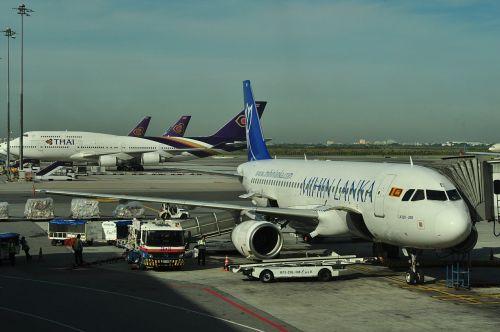 airport airline sri lanka