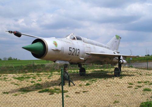 airport deep mašůvky historic aircraft jets