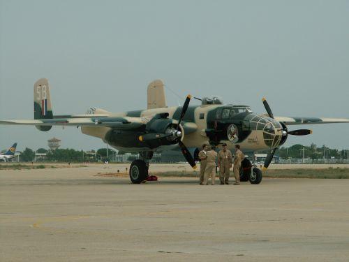 airshow aircraft last war