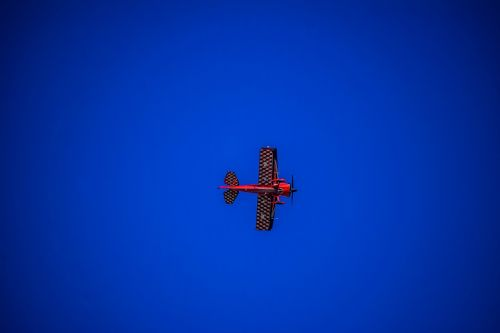 airshow plane old