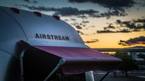 airstream rv camping