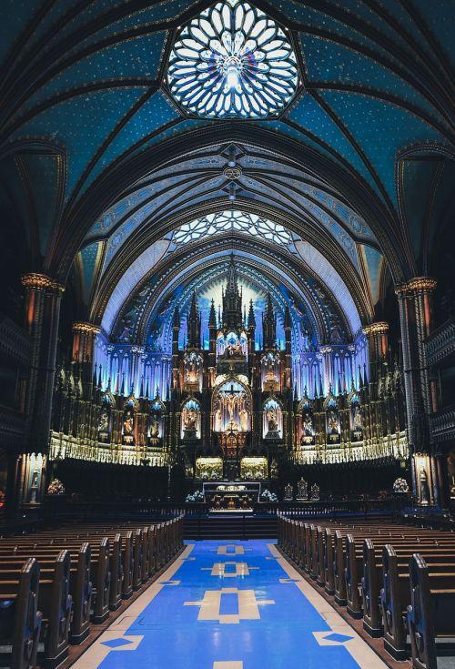 aisle altar architecture