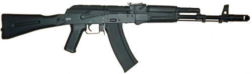 ak-47 kalashnikov rifle