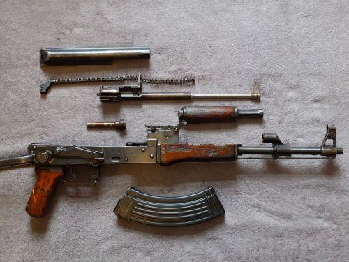ak47 rifle terror
