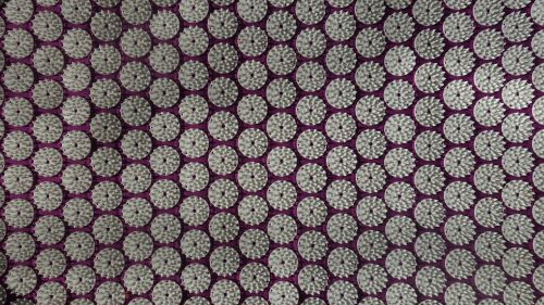 akkupressurmatte pattern regularly