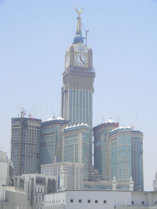 al abrar mecca saudi arabia building