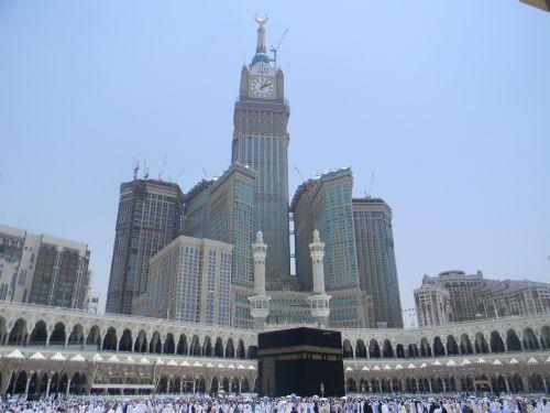 al abrar mecca architecture building