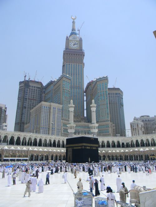 al abrar mecca saudi arabia hotel