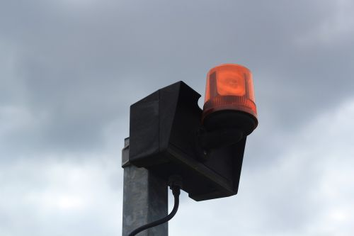 alarm alarm system lamp