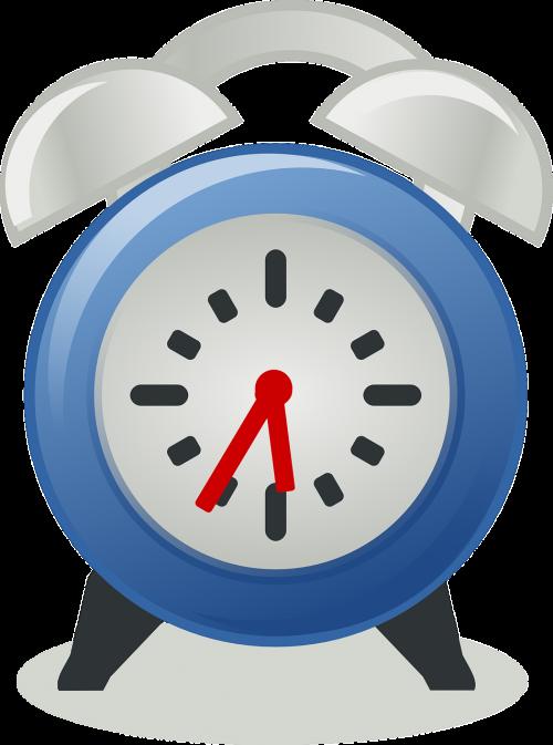 alarm clock time alarm