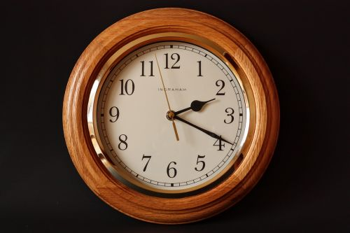 alarm clock classic clock