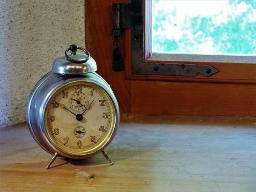 alarm clock bedroom morning