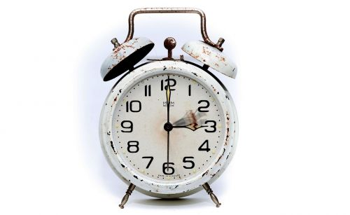 alarm clock the summer time changeover time conversion