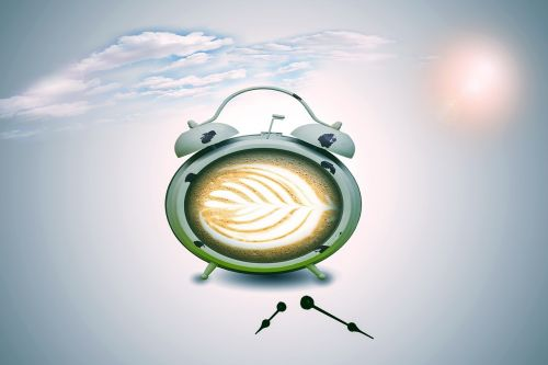 alarm clock coffee coffee alarm clock